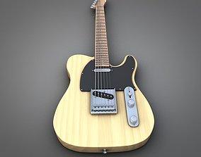 3D model Fender Telecaster