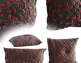 3D Cushion throw pillows
