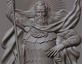 3D God Zeus