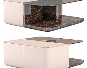 3D model Turri ECLIPSE Rectangle coffee tables