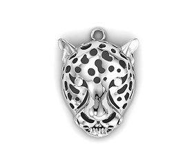 tiger charm 3D print model other