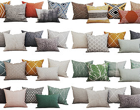 3D model Decorative set pillow vol 2