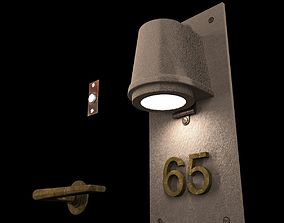 3D Door furniture set