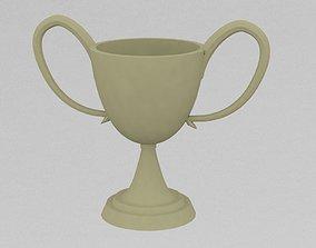 Footbal cup 3D printable model