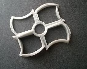 Logo test microsoft windows rework v2 3D printable model