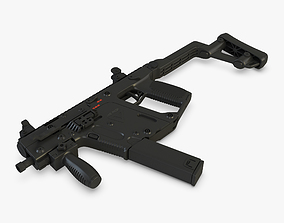 KRISS Vector SMG special 3D