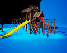 3D model Playground Props Pack Vol1