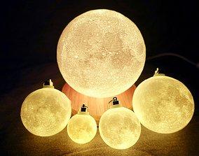 3D print model 4 Inches Progressive Moon Lamp
