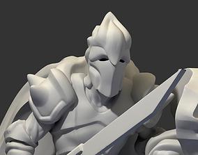 3D print model Fantasy royal knight