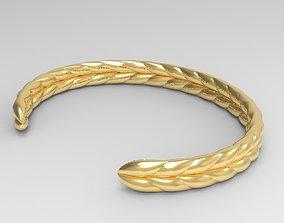 Bracelets Cuff 3D print model