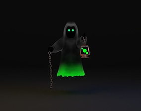 Chain Ghost 3D model