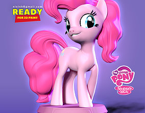 3D printable model Pinkie Pie - Little Pony