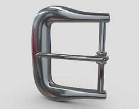 Buckle 4 3D asset