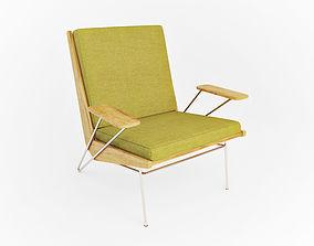 3D Lounge chair by Pierre Guariche