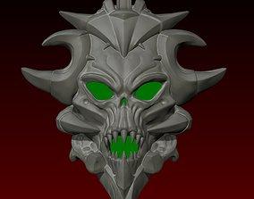 scull Talisman of Sin Darksiders 3D print model