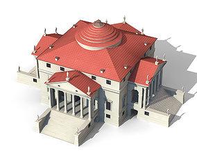 Villa Capra 3D model
