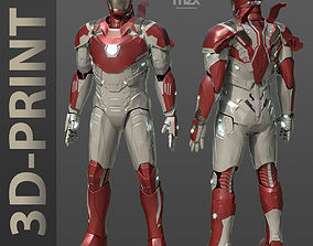 Iron Man Mark 46-47 Wearable suit 3D printable model