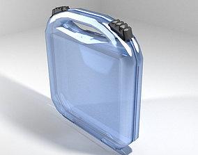 3D Briefcase - Transparent