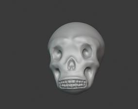 3D model Poor Oscar