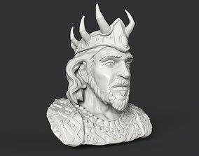 King Terenas Menethil 3D print model