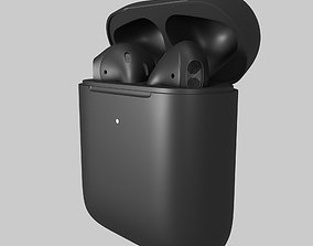 Apple AirPods - 2 - 3 - 3D model