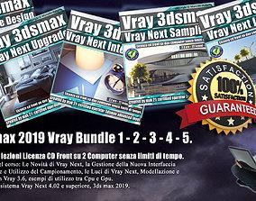 3ds max 2019 e 2018 Vray Bundle 1 - 2 - 3 - 4 -
