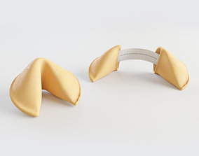 Fortune Cookie 3D PBR