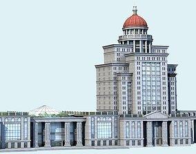 3D model Architecture 020