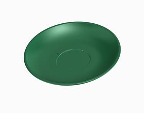 3D printable model Tea saucer