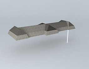 Sung Si Xuhui Middle School Building 3D model