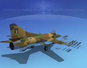 3D Mig-27 Flogger V17 India