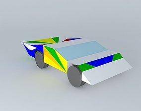 3D The RACE