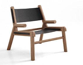 3D Jardan Harvest armchair