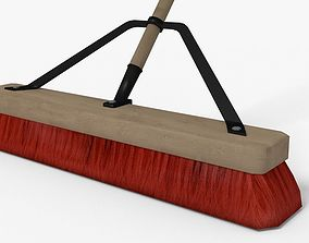 Push Broom 3D model