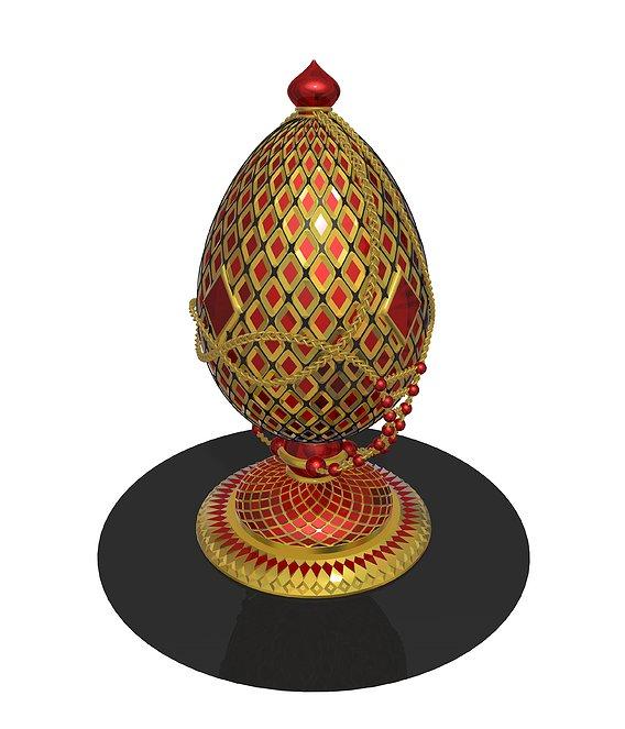 Egg FABERGE