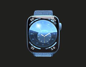 3D asset Apple watch series 5
