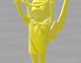 3D print model The Montgomery Burns Award