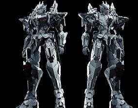 Hyperion Mech 3D model