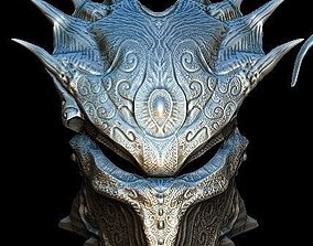 3D Valkyrie predator bio mask