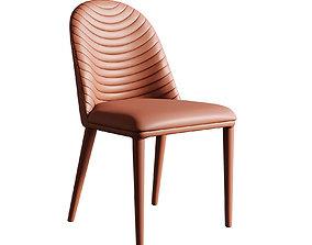 3D model modern chair 127 armchair