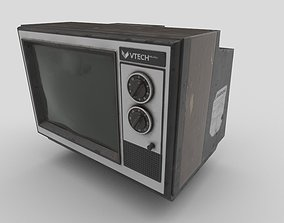 Television 3D model realtime video-device