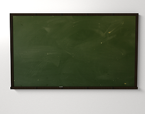 3D model Chalkboard