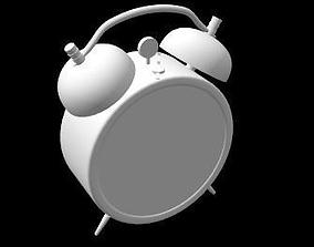 3D model Alarm clock twin bell