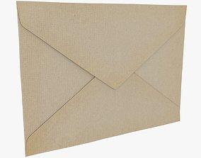 3D model Envelope - Closed