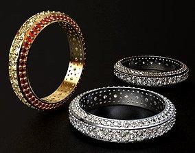 3D print model Round Diamond RInf