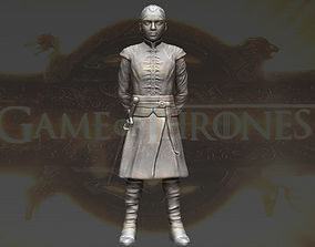 Arya Stark Game of Thrones 3D printing ready stl obj