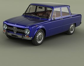 Alfa Romeo Giulia 1300 TI Super 3D model