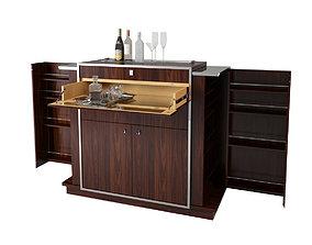 Ralph Lauren Duke Bar 1865-25 3D