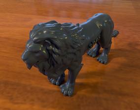 3D print model The Lion Kings Mane