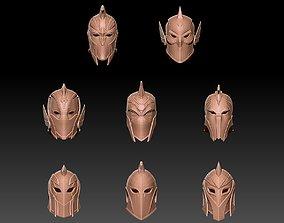 3D model DR FATE HEAD HELMET
